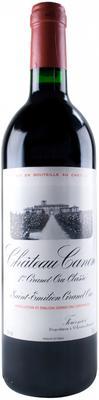 Вино красное сухое «Chateau Canon Saint-Emilion Grand Cru» 2011 г.