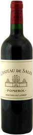 Вино красное сухое «Chateau de Sales» 2009 г.