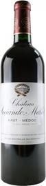 Вино красное сухое «Chateau Sociando Mallet» 1995 г.