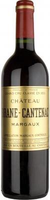 Вино красное сухое «Chateau Brane-Cantenac» 2005 г.