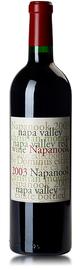 Вино красное сухое «Napanook» 2003 г.