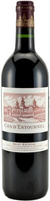 Вино красное сухое «Chateau Cos d'Estournel Saint-Estephe 2-me Grand Cru» 2008 г.