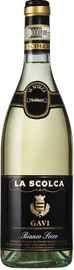 Вино белое сухое «La Scolca Gavi dei Gavi» 2013 г.