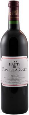 Вино красное сухое «Les Hauts de Pontet-Canet» 2006 г.