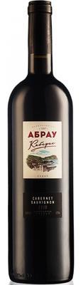 Вино столовое красное сухое «Каберне Абрау»