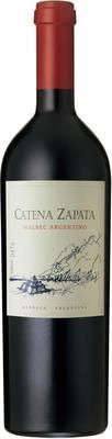 Вино красное сухое «Catena Zapata Malbec Argentino» 2010 г.