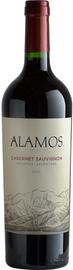 Вино красное сухое «Alamos Cabernet Sauvignon» 2011 г.