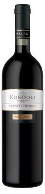 Вино столовое красное сухое «Кондоли Саперави-Мерло»