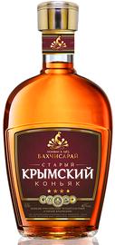 Коньяк российский «Бахчисарай. Старый Крымский 4 лет выдержки»