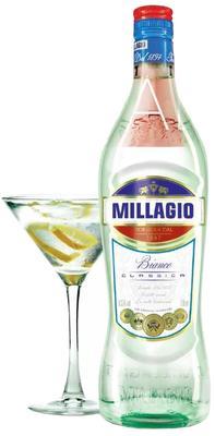 Напиток винный сладкий «Millagio Bianco, 0.5 л»