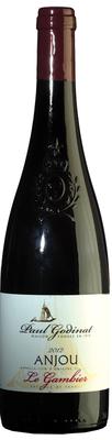 Вино красное сухое «Paul Godinat Anjou» с защищенным наименованием места происхождения региона Анжу