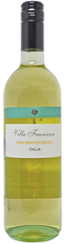 Вино столовое белое сухое «Villa Francesca»