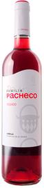 Вино розовое сухое  «Familia Pacheco Rosado» с защищенным наименованием места просихождения регион Хумилья
