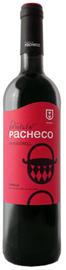 Вино красное сухое  «Familia Pacheco Monastrell» с защищенным наименованием места просихождения регион Хумилья