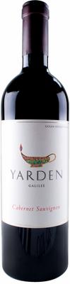 Вино красное сухое «Yarden Cabernet Sauvignon» 2012 г.