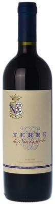 Вино красное сухое «Terre di San Leonardo, 1.5 л» 2012 г.