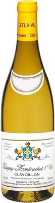 Вино белое сухое «Puligny-Montrachet 1-er Cru Clavoillon, 0.75 л» 2012 г.
