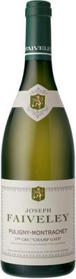 Вино белое сухое «Puligny-Montrachet 1-er Cru Champ Gain, 0.7 л» 2012 г.