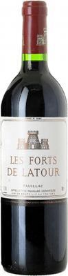 Вино красное сухое «Les Forts de Latour» 2007 г.