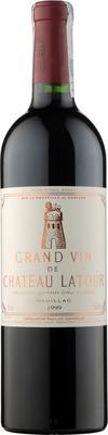 Вино красное сухое «Chateau Latour Pauillac 1-er Grand Cru Classe» 1999 г.