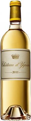 Вино белое сладкое «Chateau d'Yquem Bordeaux Superieur» 2011 г.