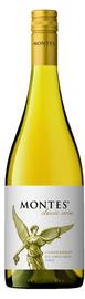 Вино белое сухое «Montes Chardonnay» 2012 г.