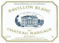 Вино белое сухое «Pavillon Blanc du Chateau Margaux Bordeaux» 2008 г.