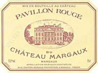 Вино красное сухое «Pavillon Rouge du Chateau Margaux» 2008 г.