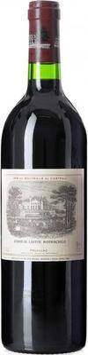 Вино красное сухое «Chateau Lafite Rothschild» 2008 г.