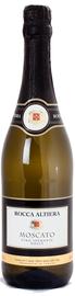 Вино игристое белое полусладкое «Rocca Altiera Moscato»