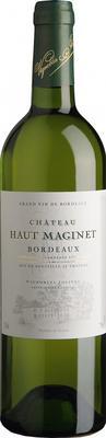 Вино белое сухое «Chateau Haut Maginet Blanc» 2015 г.