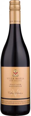 Вино красное сухое «Villa Maria Cellar Selection Pinot Noir» 2014 г.