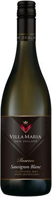 Вино красное сухое «Villa Maria Reserve Sauvignon Blanc» 2014 г.