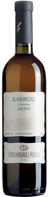 Вино белое сухое «Kindzmarauli Marani Kakhuri» 2013 г.