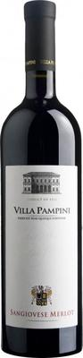Вино красное сухое «Villa Pampini Sangiovese Merlot» 2015 г.