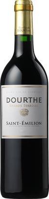 Вино красное сухое «Douthe Grands Terroirs Saint-Emilion» 2014 г.
