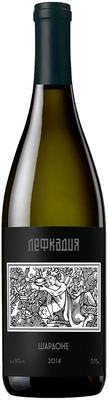 Вино белое сухое «Лефкадия Шардоне» 2014 г.