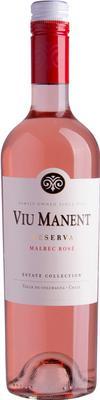 Вино розовое сухое «Viu Manent Estate Collection Reserva Malbec Rose» 2015 г.