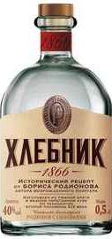 Напиток спиртной «Хлебник»