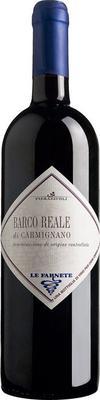 Вино красное сухое «Barco Reale di Carmignano, 0.75 л» 2014 г.