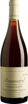Вино красное сухое «Domaine Joseph Voillot Pommard Vieilles Vignes» 2013 г.