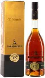 Коньяк грузинский «Sarajishvili VS» в подарочной упаковке