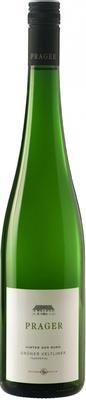Вино белое сухое «Gruner Veltliner Hinter der Burg Federspiel» 2015 г.
