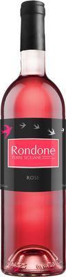 Вино розовое сухое «Rondone Rose» 2015 г.