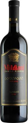 Вино красное сухое «Милдиани Саперави»