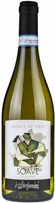 Вино белое сухое «Soave Classico Monte de Toni» 2015 г.