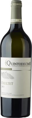 Вино белое полусухое «Exulet Fiano di Avellino» 2015 г.
