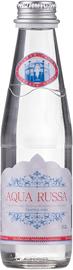 Вода негазированная «Aqua Russa» стекло