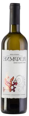 Вино белое сухое «Нимфея»