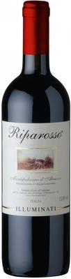 Вино красное сухое «Riparosso, 1.5 л» 2015 г.